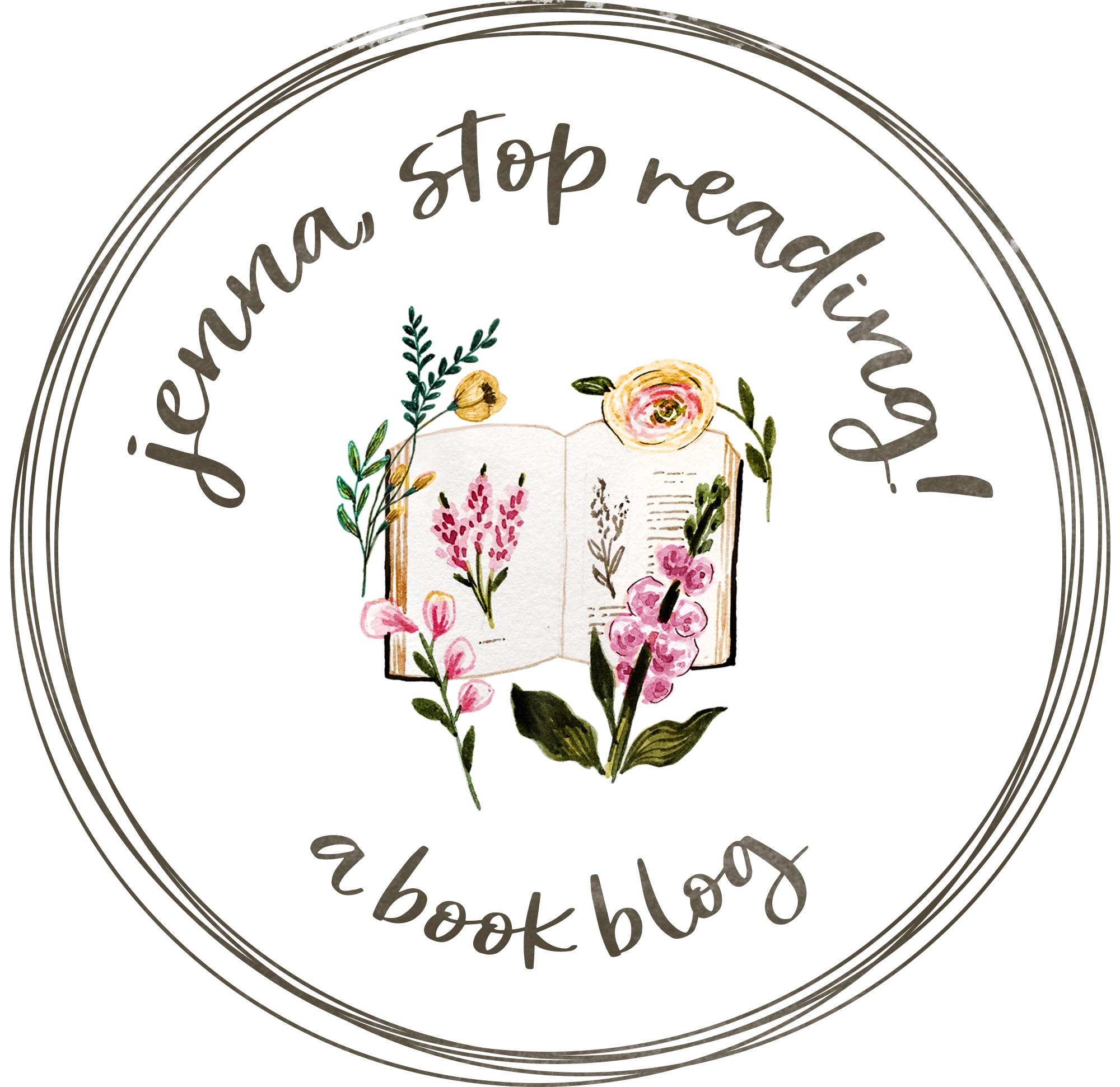 Jenna, Stop Reading!