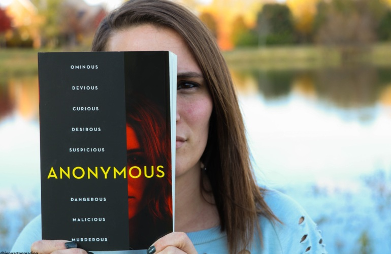 REVIEW: An Anonymous Girl by Greer Hendricks and Sarah